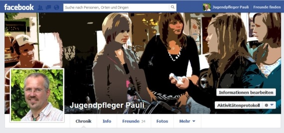 Jugendpfleger Pauli
