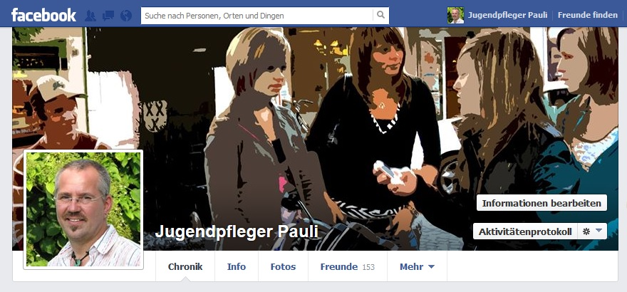 Jugendpfleger Facebookpauli