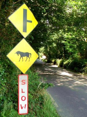 Beware of unicorn