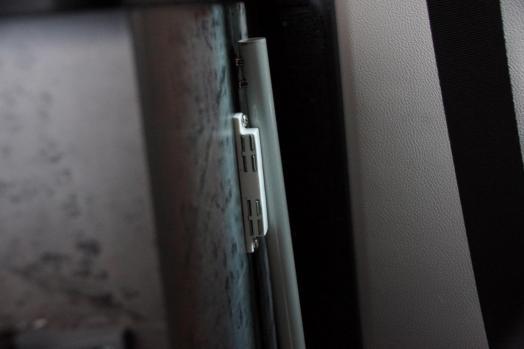 Magnetchen an der Sidebordseite