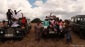 Ein Ausflug zum Safaripark Solio